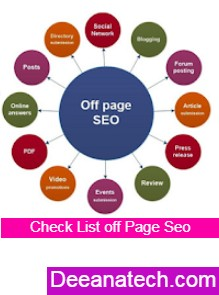Off-page SEO-What is SEO: How to Plan a complete SEO strategy for your site in 2021?