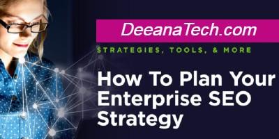 How do you create a complete SEO strategic plan?